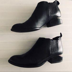Alexander Wang 8.5 Kori Boots Black